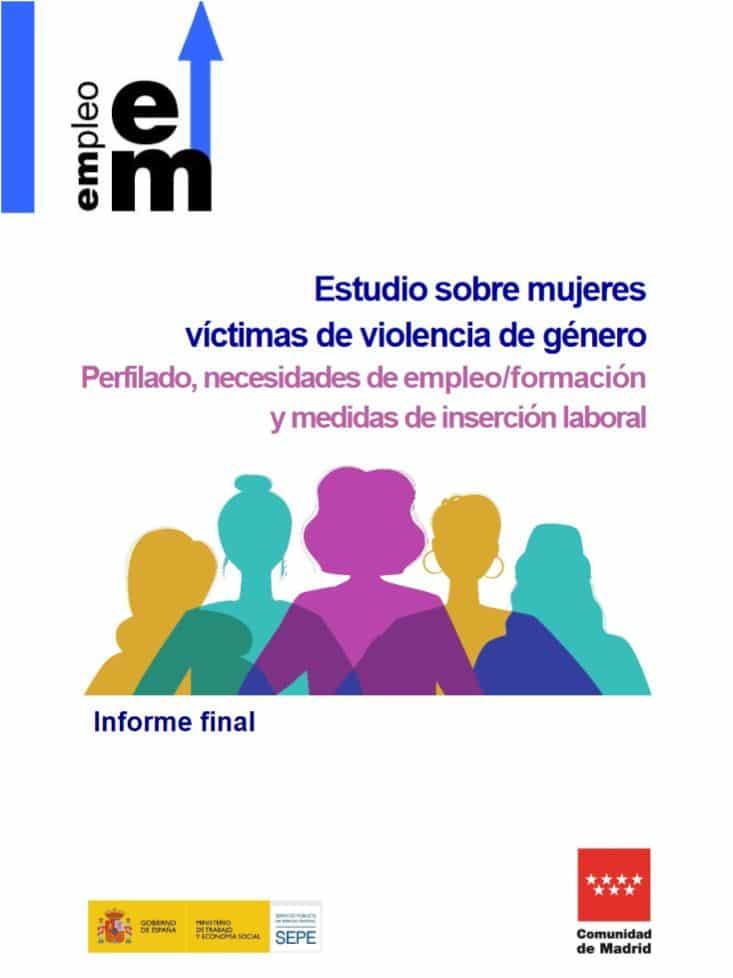 Estudio sobre mujeres víctimas de violencia de género
